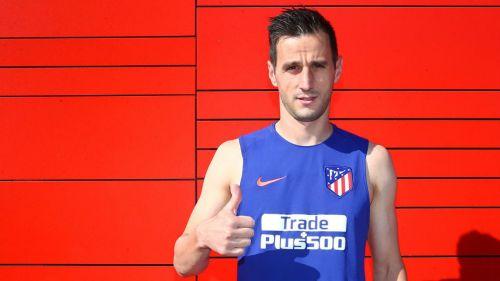 El Atlético ficha a Kalinic — OFICIAL