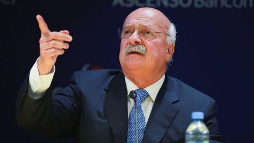 Enrique Bonilla, en conferencia de prensa