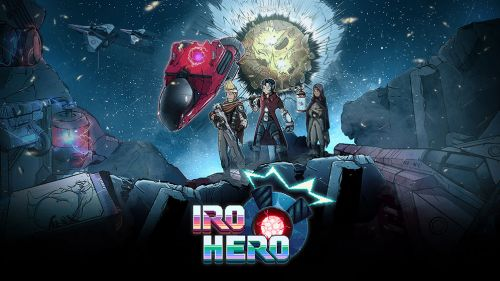 Iro Hero es un nuevo shoot em up para el Nintendo Switch