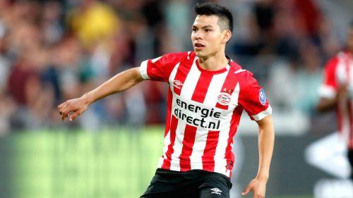 Hirving Lozano inicia otra vez la temporada con gol en el PSV