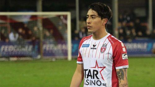 Omar Govea seguirá en Bélgica con el Royal Antwerp