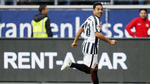 ¡Bombazo en Alemania! Marco Fabián saldrá del Eintracht Frankfurt