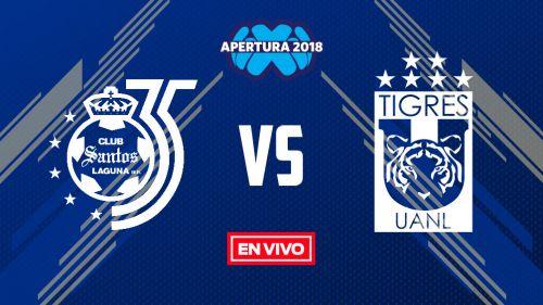 EN VIVO y EN DIRECTO: Santos vs Tigres