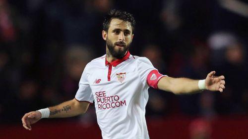 Nico Pareja se despide entre lágrimas del Sevilla