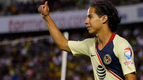 Ya se definió cuando saldrá Diego Lainez — CLUB AMÉRICA