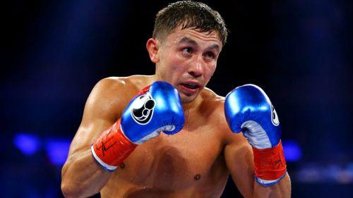 Gennady Golovkin, durante un enfrentamiento