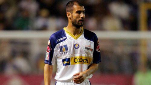 Josep Guardiola posa con la camiseta de Dorados