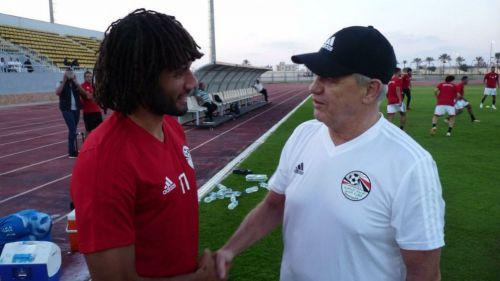 El Egipto de Aguirre y Salgado golea con doblete de Salah