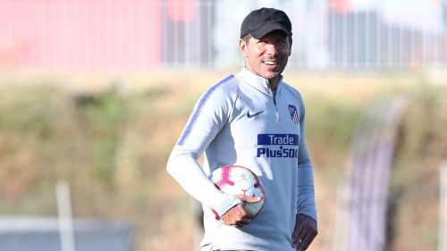 'Simeone entrenará al Inter, tarde o temprano'