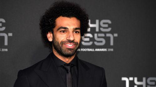 Mohamed Salah ganó el premio al mejor gol del año