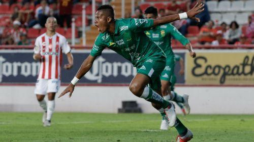 Amrbiz y León eliminan al campeón Necaxa de Copa MX