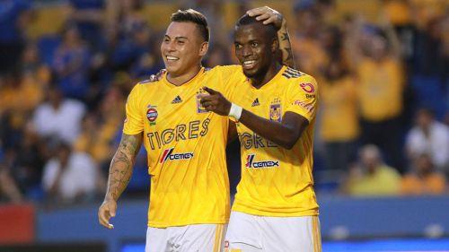 Tigres golea al Puebla y avanza en Copa MX