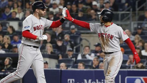 Boston implacable para la Serie de Campeonato (+Vídeo)