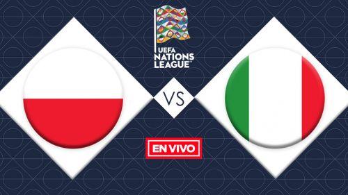 Italia vence a Polonia en los minutos de descuento