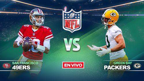 EN VIVO Y EN DIRECTO: 49ers vs Packers