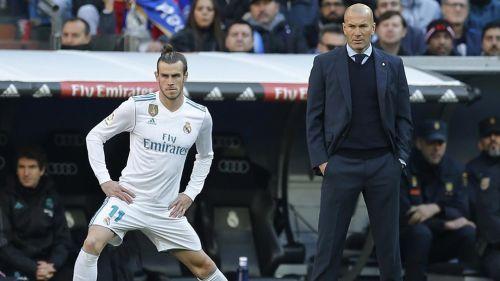 Bale se prepara para entrar a juego del Real Madrid