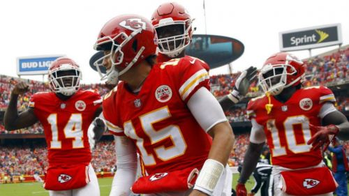 Brady y los Patriots terminan con el invicto de los Chiefs
