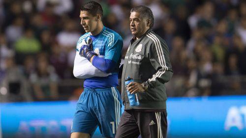 Hugo González sufre una contusión severa en el hombro