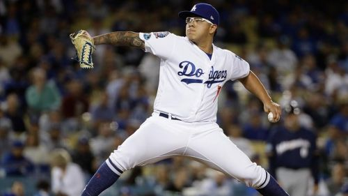 Urías se apunta victoria con Dodgers; se iguala la serie