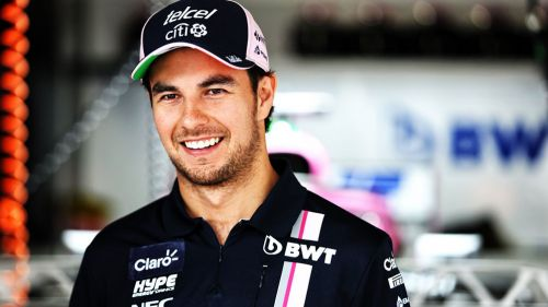 ¡No se va! 'Checo' Pérez es confirmado con Force India para 2019