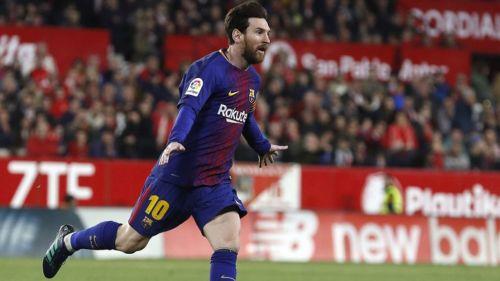 Se fracturó Messi tras chocar con el Mudo Vázquez