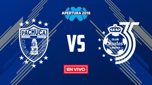 EN VIVO y EN DIRECTO: Pachuca vs Santos