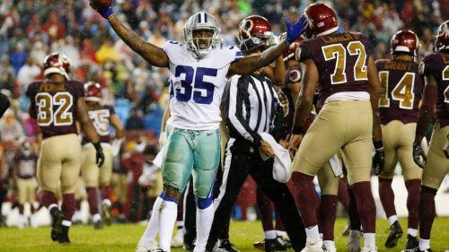 Cowboys deja ir el juego ante los Redskins, tras falla de Maher