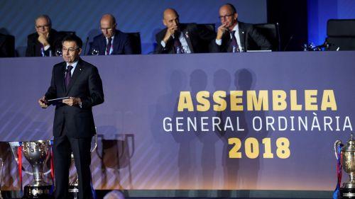 Barcelona: presidente azulgrana descartó rotundamente el retorno de Neymar