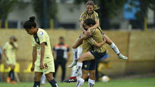 Afición de Pumas llama 'hondureñas' a equipo femenil de América