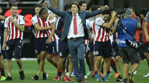 Almeyda no reprocha nada a Chivas