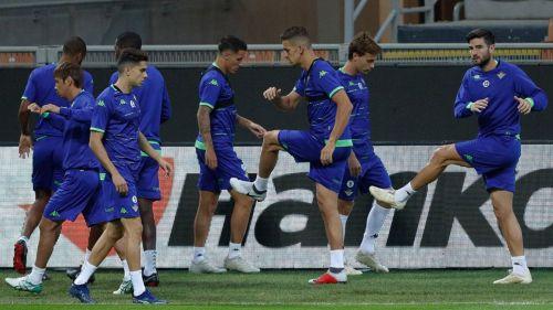 AC Milan vs. Real Betis - Reporte del Partido - 25 octubre, 2018