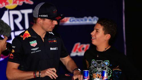 Red Bull, los más rápidos en la primera práctica libre