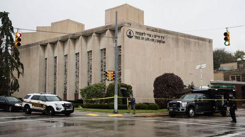 Resultado de imagen para Tiroteo en Sinagoga de Pittsburgh: