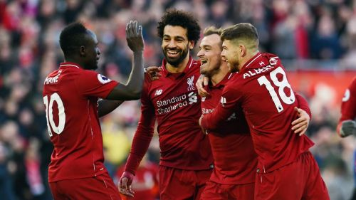 Liverpool solo le robó un empate a Arsenal — Sede terreno
