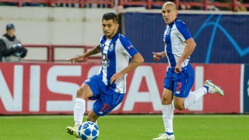 Héctor Herrera ha jugado los últimos partidos lastimado