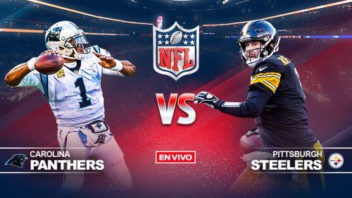 EN VIVO y EN DIRECTO: Panthers vs Steelers