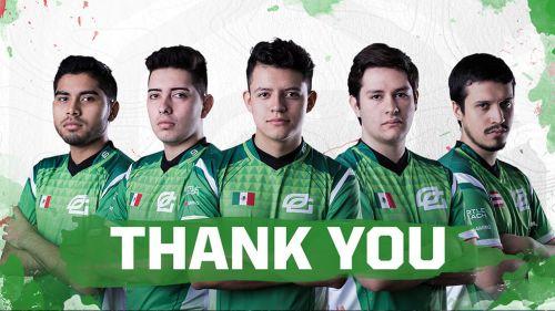 La Muralla Verde dejó ir su escuadra mexicana