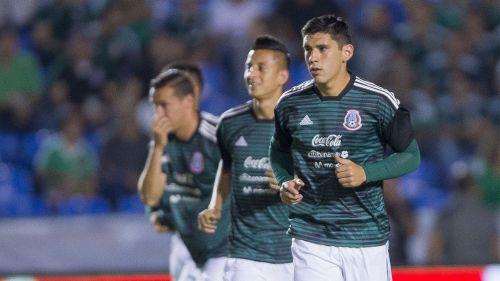 'Cata' Domínguez se une al Tri para los duelos ante Argentina