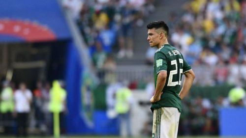 Chucky Lozano, baja sensible de México para enfrentar a Argentina