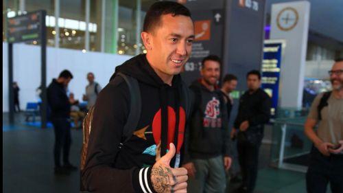 Marchesín previo a partir a Argentina para la Fecha FIFA fc9ae32d0f562