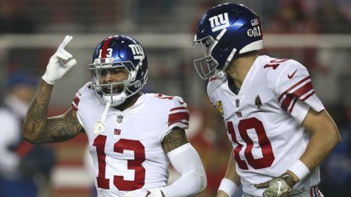 De la mano de Eli Manning, Giants vence a los 49ers