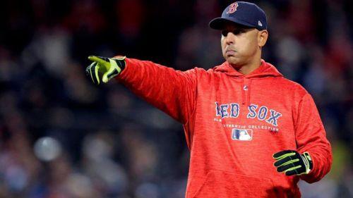 Se le escapa título al timonel Alex Cora en MLB