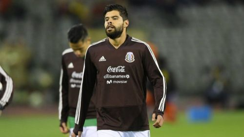 Lesión de Néstor Araujo Con México Ante Argentina — Celta