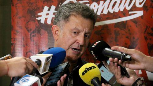 Juan Carlos Osorio debuta como DT de Paraguay con empate ante Sudáfrica
