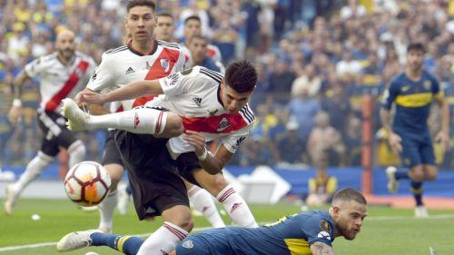 River vs Boca ya no es superclásico, es megasuperclásico: Infantino