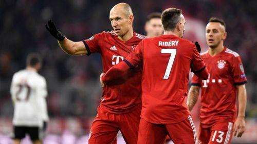 Zidane y Wenger suenan para el Bayern