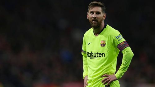 El video de Messi con una modelo del que todos hablan