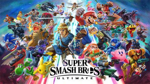 Smash Ultimate llegará al mercado el próximo 7 de diciembre