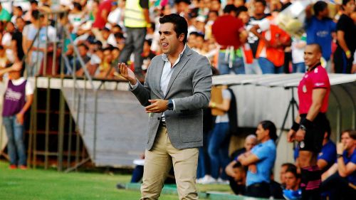 Marcelo Michel Leaño vuelve a Chivas después de ser DT de Necaxa