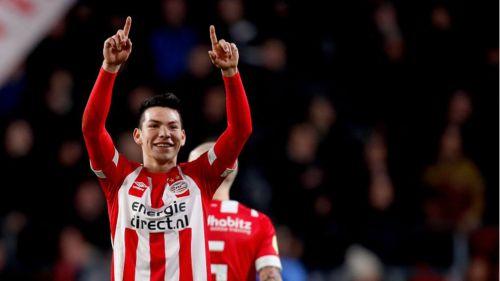 PSV homenajea a Carlos Salcido — Orgullo de Chivas
